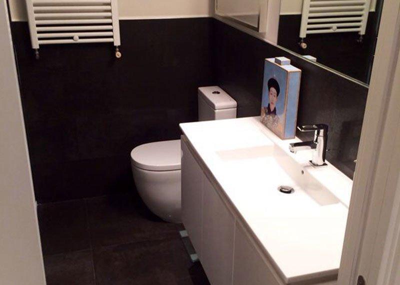 Estudio Ryd, Madrid. Proyecto de decoración de baño.