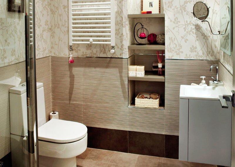 Estudio Ryd, Madrid. Proyecto de decoración de estudio baño.