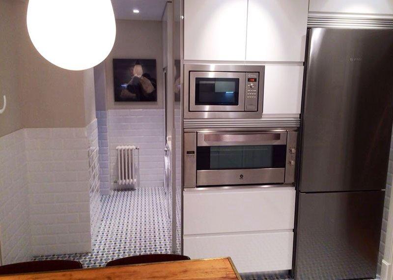 Estudio Ryd, Madrid. Proyecto de decoración de cocina.