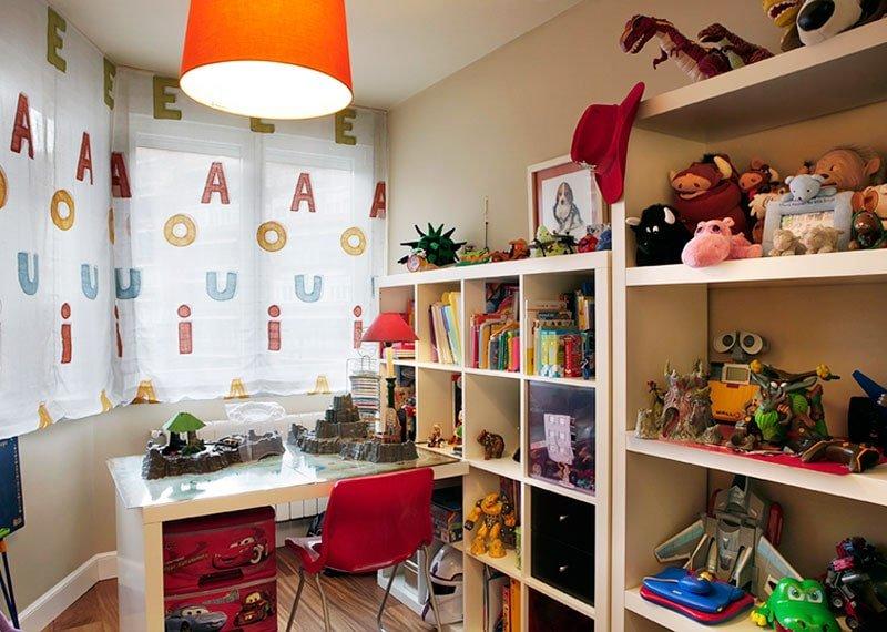 Estudio Ryd, Madrid. Proyecto de decoración de zona de juegos.