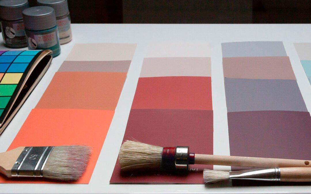 Decoración e interiorismo con colores de otoño