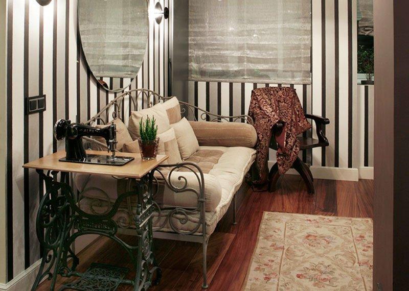 Estudio Ryd, Madrid. Proyecto de decoración de detalles.