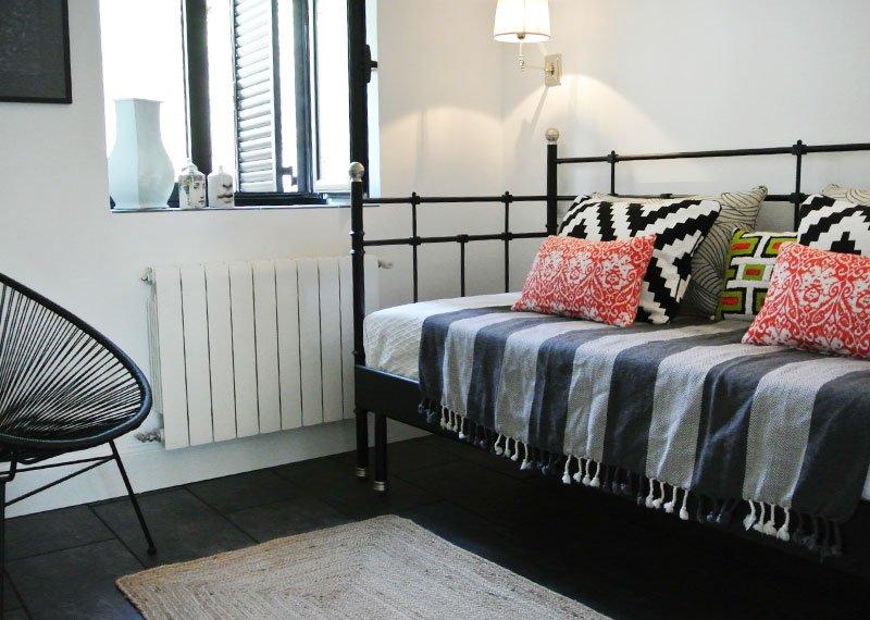 Interiorismo y decoración. Estudio-Ryd, diseño dormitorio, Madrid