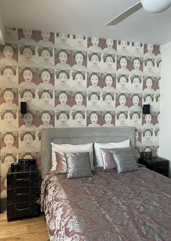 Interiorismo y decoración. Diseño dormitorio. Estudio-Ryd,Madrid