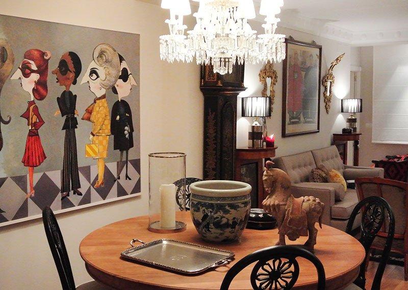 Interiorismo y decoración. Ambientes. Estudio-Ryd,Madrid