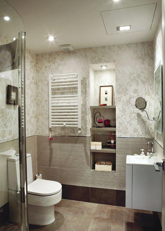 Interiorismo y decoración.Estudio-Ryd, proyecto de baño-Madrid