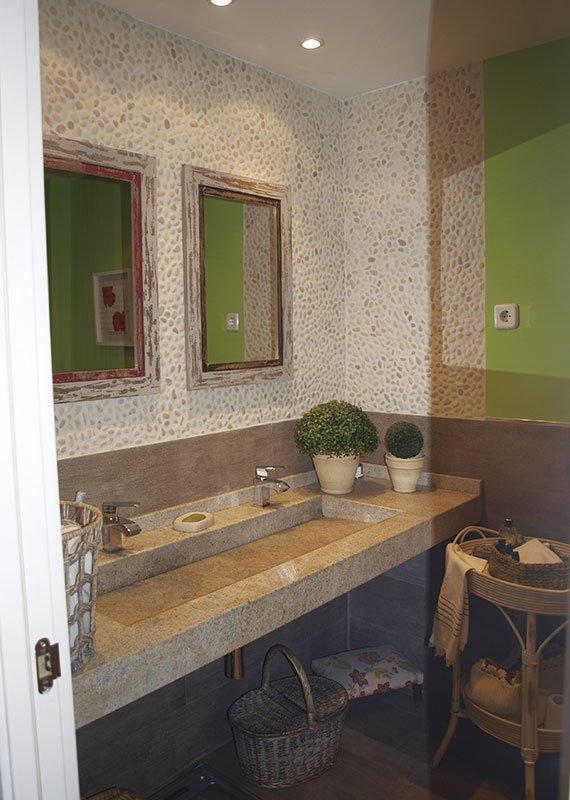 Interiorismo y decoración. Estudio-Ryd, proyecto de baño, Madrid