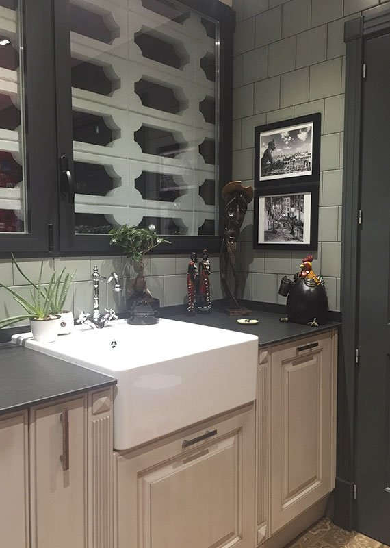 Interiorismo-y-decoración. Estudio-Ryd, proyecto de cocina, Madrid