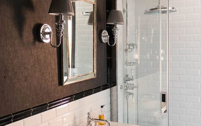 Cómo decorar con espejos un cuarto de baño