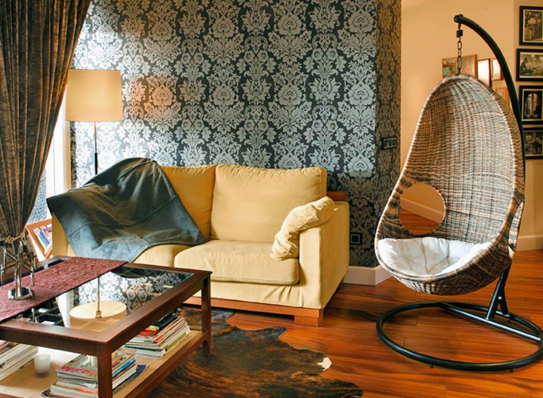 decoracion e interiorismo en tonos de otoño